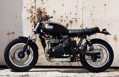 Crd Motorcycles | CRD#26 Triumph Scrambler - Crd Motorcycles