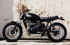 Crd Motorcycles   CRD#26 Triumph Scrambler - Crd Motorcycles