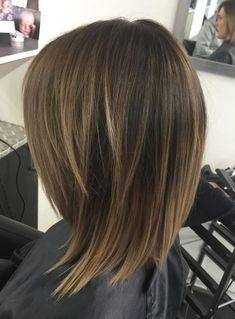 How to Thicken & Maintain Fine Hair Medium Hair Cuts, Short Hair Cuts, Medium Hair Styles, Curly Hair Styles, Lob Haircut, Hair Color And Cut, Shoulder Length Hair, Great Hair, Fine Hair