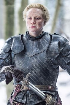 5 Reasons Brienne of Tarth Is the True Hero on Game of Thrones