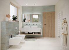 NÁVRH KÚPEĽNE - Fotogaléria, šikovné riešenia kúpeľní / BENEVA Alcove, Bathtub, Bathroom, Standing Bath, Washroom, Bathtubs, Bath Tube, Full Bath, Bath