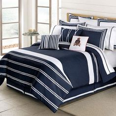 Second choice for my room.  Love the nautical style, would probably look nice with my furniture too.  From Sears