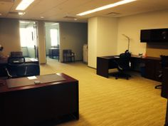 870-square-foot Work Ready office suite. Overlooks F Street, NW in Downtown DC. 2 private offices, plus co-working space. Access to all of the top-notch service from Carr Workplaces' Willard Team.