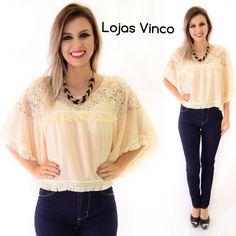 Coleção Primavera Verão 2016 - Lojas Vinco - www.lojasvinco.com.br - Moda Feminina