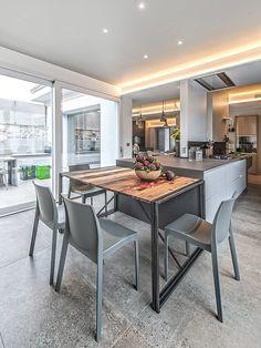 BRANDO concept | Contemporary sala da pranzo interior design ...