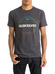 Quiksilver Time Piece T-Shirt - Heather