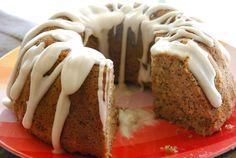 Grain Free Lemon Poppyseed Bundt Cake #LifeMadeFull