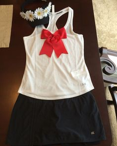 Mary Poppins running costume for Princess 1/2 marathon