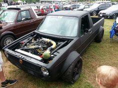 v8 Caddy front
