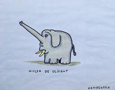 Kamagurka - Hitler, de olifant