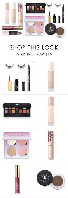 """Untitled #227"" by autumn-to-ash on Polyvore featuring beauty, tarte, Puma and Anastasia Beverly Hills"
