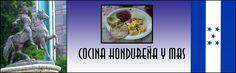 comida hondurena, she has a fruit punch (1 bottle of rum) recipe, eggnog, y pan de coco