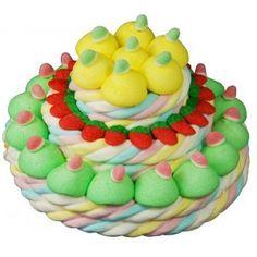 Gâteau de bonbons Sabine