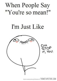 Hahaha, yep!