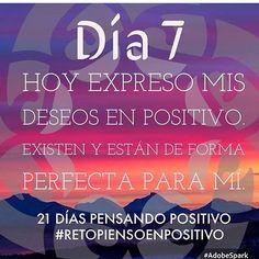 Mis deseos ☘❤️☀️ #Día7 #retopiensopositivo #56 # @cony_peque @la_yoyo_qui