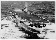 HMS Queen, escort carrier