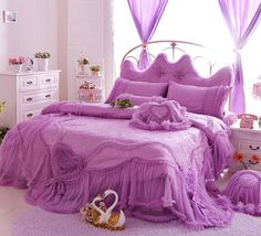 bedding set ruffle japan - Recherche Google