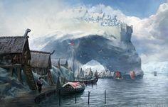 Viking Harbor | by Alexander Forssberg                              …