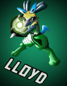 Ninjago as Pokemon: Teen Lloyd Intro by BlazeraptorGirl.deviantart.com on @DeviantArt