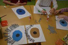 Creative Activities, Preschool Activities, Red Balloon, Balloons, Easy Crafts For Kids, Diy And Crafts, Senses Preschool, Community Helpers, In Kindergarten