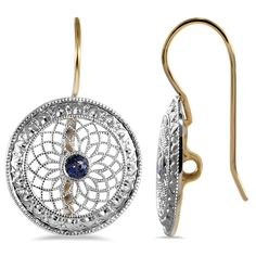 """Antique and Estate Rings   Brilliant Earth """"THE LISLE EARRINGS"""" $2,170 Just beautiful.... and expensive. lol"""