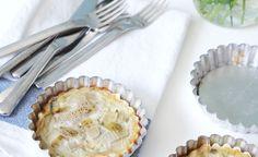 Chicorée Roquefort Tartelettes