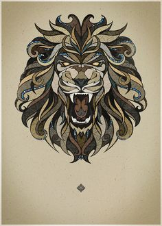 Andreas Preis • Use of symmetry creates an almost totem like symbol •Use Of crosshatching creates texture