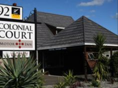 Tauranga Colonial Court Motor Inn  New Zealand, Pacific Ocean and Australia Colonial Court Motor Inn is a popular choice amongst travelers in Tauranga, whether exploring or just passing through. The hotel offers a wide range of amenities and perks to ensure you have a great time. All the necessary facilities, including free Wi-Fi in all rooms, daily housekeeping, fax machine, laundromat, photocopying, are at hand. Guestrooms are designed to provide an optimal level of comfort ...