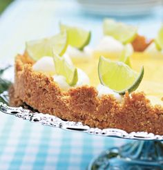 My favourite recipe for a perfect Key Lime Pie. Kinds Of Desserts, Vegan Desserts, My Favorite Food, Favorite Recipes, Sweet Pie, Key Lime Pie, Wine Recipes, Sweet Treats, Cheesecake