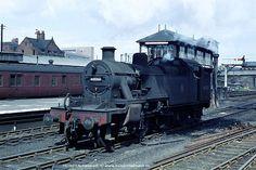 Die Bundesbahnzeit - Mit HS unterwegs – Dampfparadies Großbritannien 1960, Teil 5