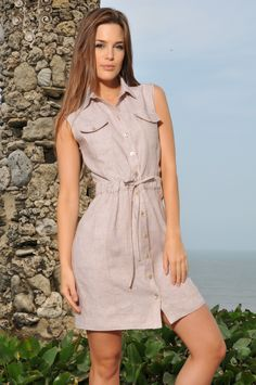 Vestido Carpini - Moda Color Wear