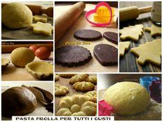 Pasta frolla, cucina con sara