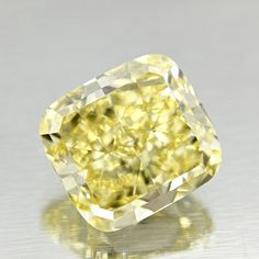Shape: Cushion | Weight: 10.03ct | Color: Fancy Intense Yellow | Clarity: VS2 | LAB: GIA | Cert Link: http://download.certimage.com/Certificates/PP3474.pdf  #fancycolordiamonds #middiamonds #fancy #diamonds #diamond #mid #Cushion #GIA