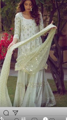 Login - WhatsApp: Bringing luxury Indian fashion at your fingertips Specialise in HAND EMBROI - Indian Attire, Indian Wear, Indian Outfits, Sharara Designs, Pakistani Wedding Outfits, Pakistani Dresses, Party Wear Indian Dresses, Pop Up Shop, Look Short