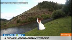 The Rise of Wedding Drone Videos
