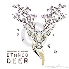 tatouage cerf - Recherche Google