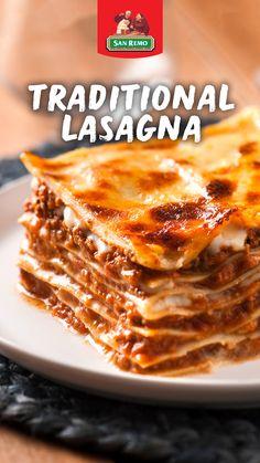 Meat And Vegetable Lasagna Recipe, Lasagna Recipes, Pasta Recipes, Dessert Recipes, Mince Recipes, Beef Recipes, Cooking Recipes, Italian Dishes, Italian Recipes