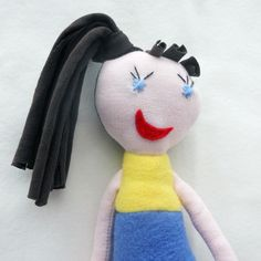www.piccoloartista.com Piccolo Artista - Turn your Little Artist's drawing into a soft toy! - MADE TO ORDER