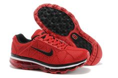 lowest price a1111 13d20 Nike Air Max 2013 Honeycomb Running shoes For Mens Red Black.more want to