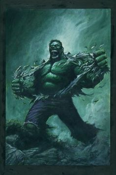 #Hulk #Fan #Art. (Hulk!!) By: NAT JONES. (THE * 5 * STÅR * ÅWARD * OF: * AW YEAH, IT'S MAJOR ÅWESOMENESS!!!™)[THANK Ü 4 PINNING!!!<·><]<©>ÅÅÅ+(OB4E)