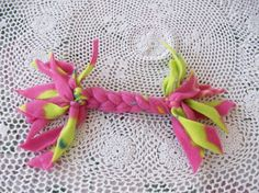 Small Pink Dog Chew Toy