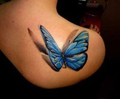 Schmetterling Tattoos