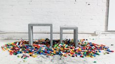 Since its creation in the first half of the 20th century, the LEGO brick has come to be used for much more than its o...