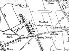 Penkhull Homes site, 1926 National Archives, Stoke On Trent, Cottage Homes, Newcastle, Family History, Watercolours, Sad, Memories, Life