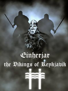 Einherjar-the-Vikings-of-Reykjavok