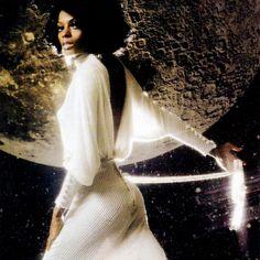 Diana Ross by Harry Langdon, 1970