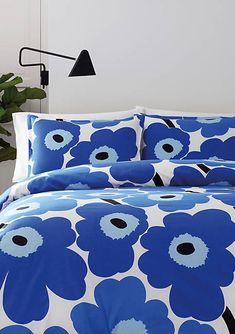 Marimekko Unikko Comforter Set | belk Plaid Comforter, Twin Comforter Sets, King Duvet Cover Sets, Bed Duvet Covers, King Comforter, Duvet Sets, Pillow Shams, Queen Duvet, Queen Sheets
