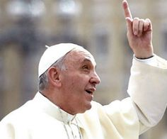 Pope Francis assures atheists: You don't have to believe in God to go to heaven.Why would atheists care about Heaven if they don't believe in God? What do they think Heaven is? Why would they care what the Pope says? World Religions, Believe In God, Pope Francis, Pope John, Atheist, The Life, Decir No, Christianity, Prayers