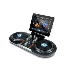 NUMARK IDJ LIVE PORTABLE DJ CONTROLLER FOR APPLE IPAD