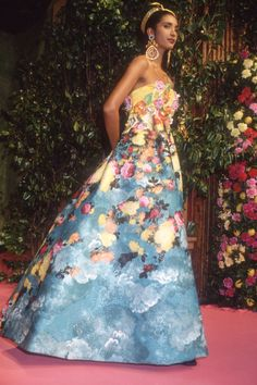 45 runway photos from the 90's: Christian Lacroix